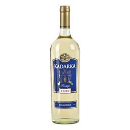 Wino Kadarka prestige białe półsłodkie 1l