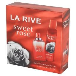 Sweet Rose Zestaw upominkowy