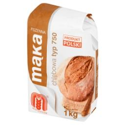 Mąka pszenna chlebowa typ 750
