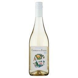 Wino białe słodkie hiszpańskie