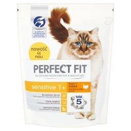 Sensitive 1+ Karma pełnoporcjowa dla dorosłych kotów