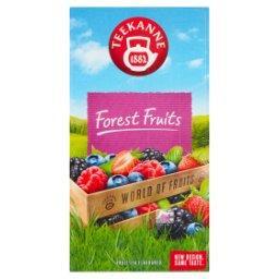World of Fruits Forest Fruits Mieszanka herbatek owocowych 50 g
