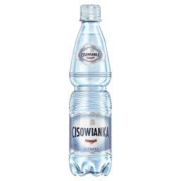 Naturalna woda mineralna gazowana niskosodowa 0,5 l