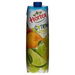 Napój wieloowocowy cytryna limonka