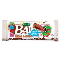 Ba! Kids kakao & mleko Baton zbożowy