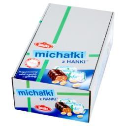 Michałki z Hanki Cukierki czekoladowe z orzechami ar...