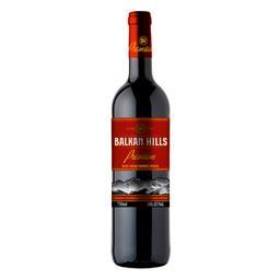 Wino półsłodkie Red 0,75l