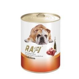 Mokra karma dla psa z indykiem puszka 400 g