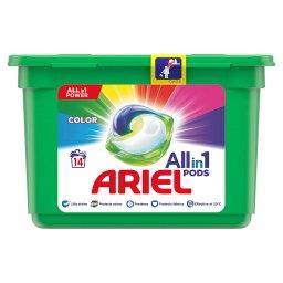 Allin1 Pods Color Kapsułki do prania, 14prań