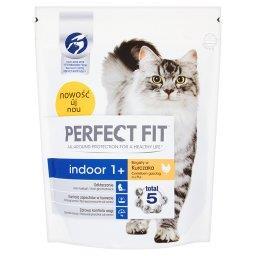 Indoor 1+ Karma pełnoporcjowa dla dorosłych kotów