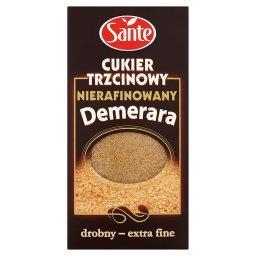 Cukier trzcinowy nierafinowany Demerara