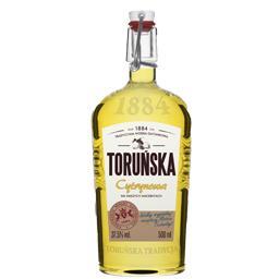 Toruńska (1884) cytrynowa 37,5 % 500 ml