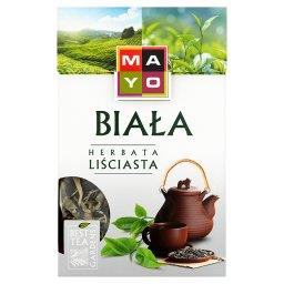 Herbata liściasta biała