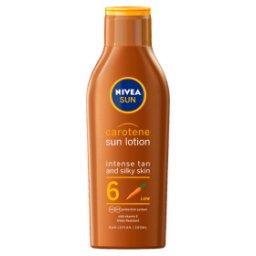 Sun Karotenowy balsam do opalania SPF 6
