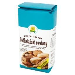 Podhalański owsiany Gotowa mieszanka do domowego wypieku chleba 1 kg