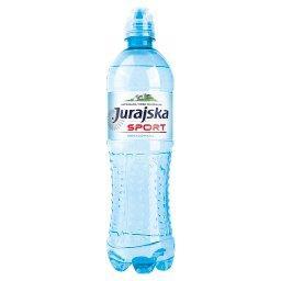 Sport Naturalna woda mineralna niegazowana