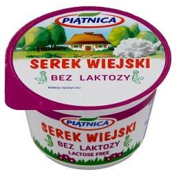 Serek wiejski bez laktozy