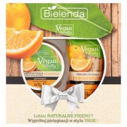 Vegan Friendly Zestaw kosmetyków pomarańcza