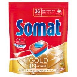 Gold Tabletki do mycia naczyń w zmywarkach 691,2 g