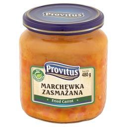 Marchewka zasmażana