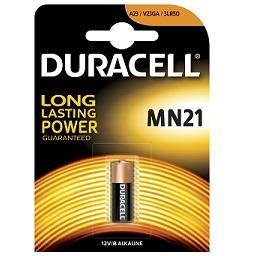 Baterie alkaliczne duracell typ MN21