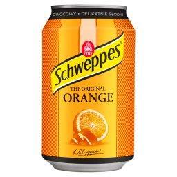 Orange Napój gazowany o smaku pomarańczowym