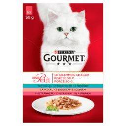 Mon Petit Pełnoporcjowa karma dla dorosłych kotów 300 g