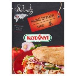 Sekrety Kuchni Tureckiej Kebab Mieszanka przypraw