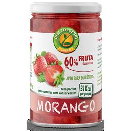 Doce de morango 60% fruta