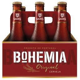 Cerveja bohemia original