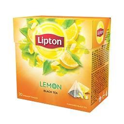 20 saquetas chá de limão