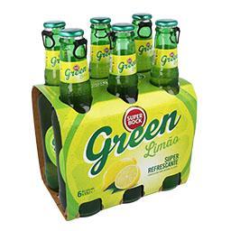 Cerveja com álcool, green