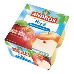 Sobremesa fruta fresca maçã