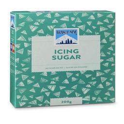 Icing sugar branca de neve