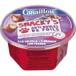 Snack para gato Anti-Bolas de Pelo