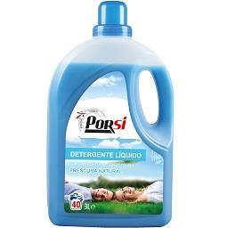 Detergente líquido para máquina de roupa, frescura n...
