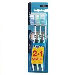 Escovas Dentífricas Limpeza Flex