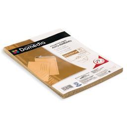 Envelopes kraft 162x229, 25 unidades