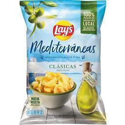 Lay's mediterrâneas originais