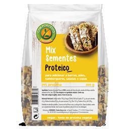 Mix de sementes proteico