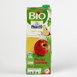 Néctar biológico de maçã