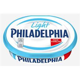 Philadelphia cream cheese light