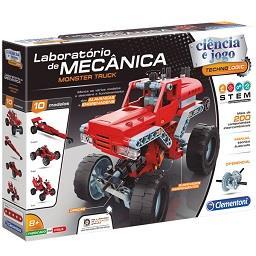 Laboratório mecânica monster truck