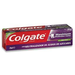 Pasta dentifríca, maxima proteção, fresca