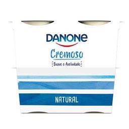 Iogurte cremoso natural