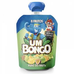 Um bongo 8 frutos