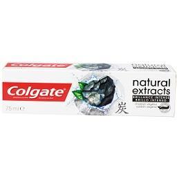 Dentífrico brilho intenso carvão vegetal