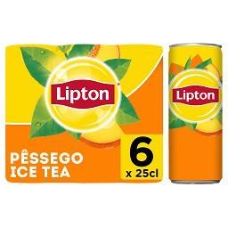 Ice tea pessêgo