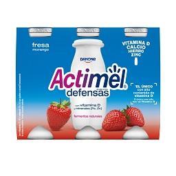 Actimel morango