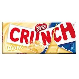 Tablete de chocolate branco